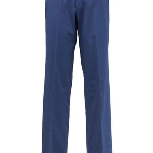 NWT Hiltl Dayne trouser pants 34-36 inch men blue